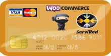 Woocommerce Servired